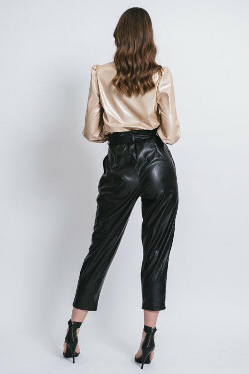 Eco-leather Pants