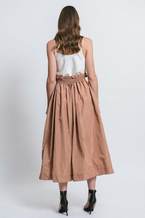 Taffeta Skirt