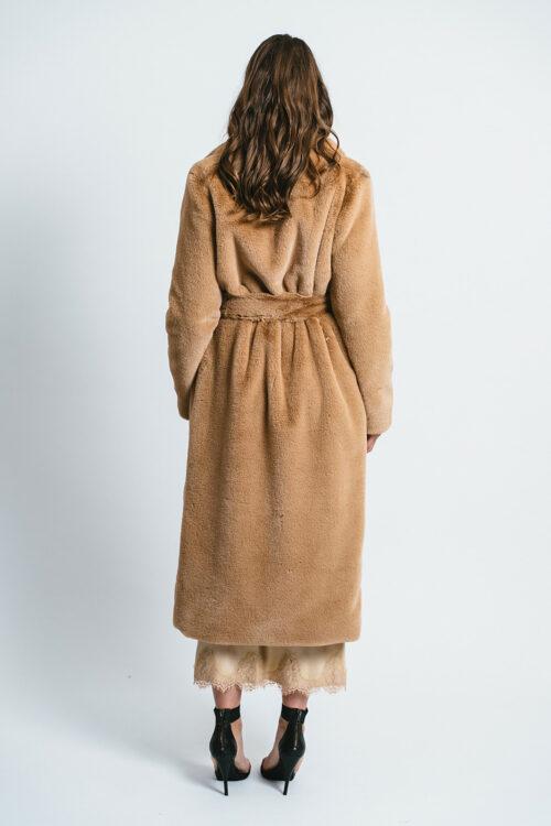 Long Eco-fur