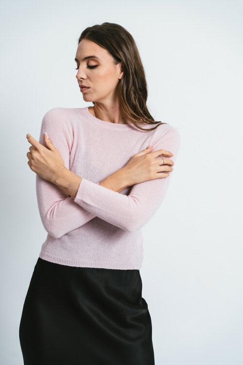 100% Cashmere Slim Sweater