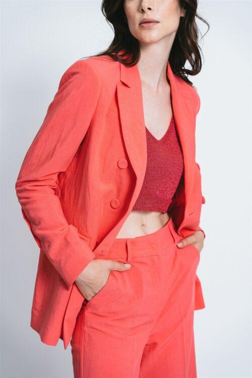 Tuxedo jacket double-breasted Zoe