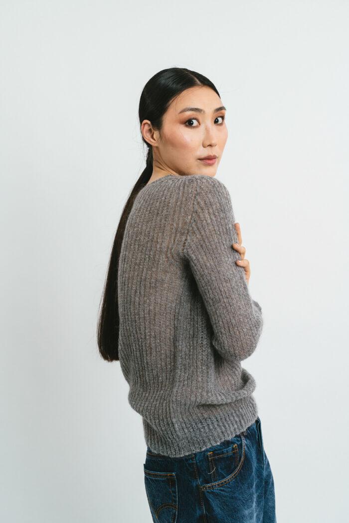 """Cloud"" Natural Sweater"