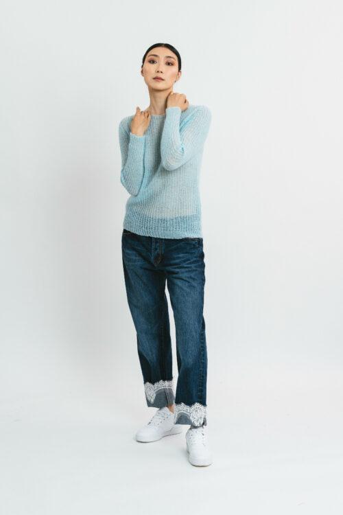 """""""Cloud"""" Fluo Sweater"""